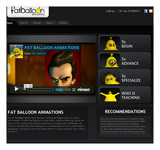Fatballoon Animations