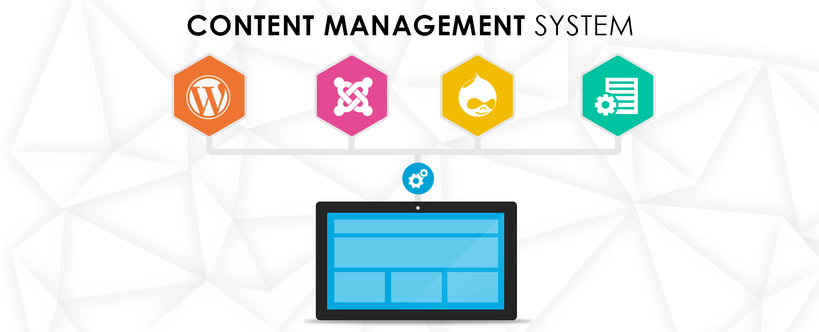 CMS Content Management System Development